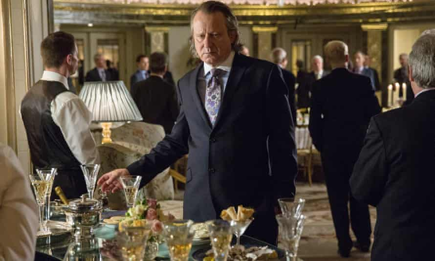 Stellan Skarsgard is excellent as a Russian gangster in Our Kind of Traitor.