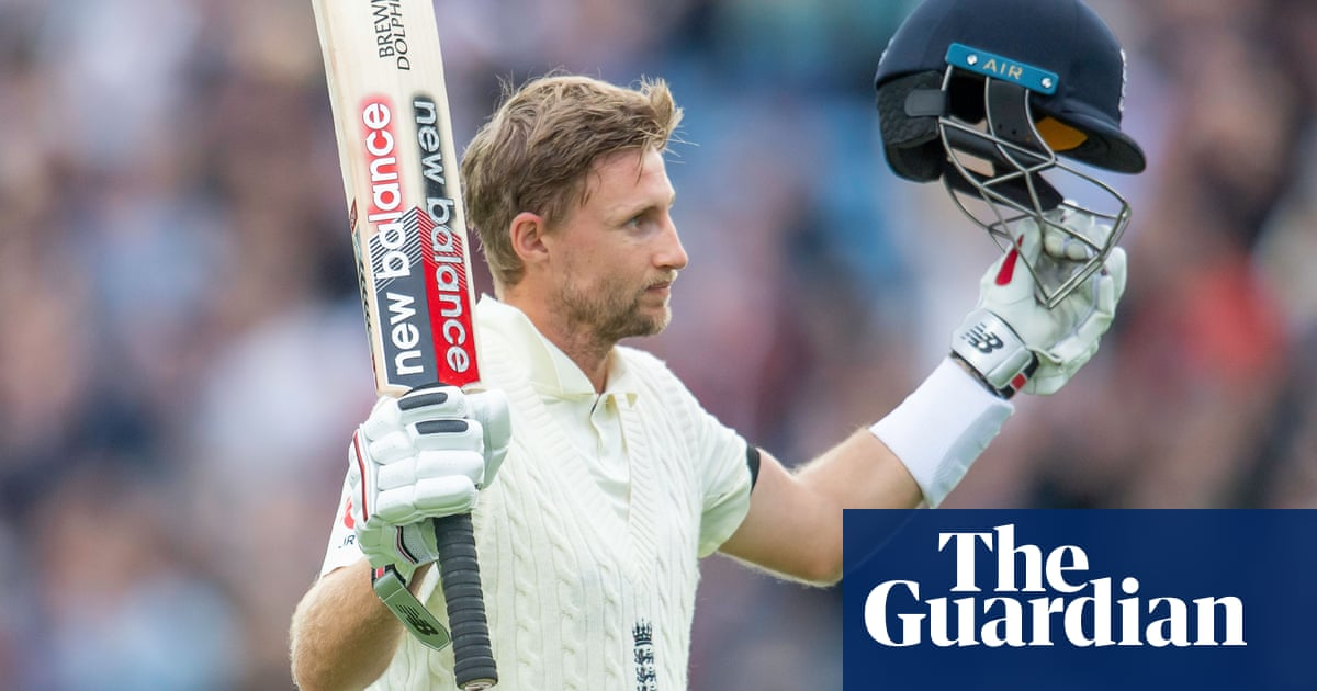 Joe Root's special summer shown by batsmen surpassed in runscoring feat