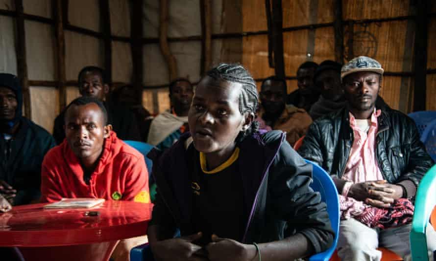 Genet Asefa, a 25-year-old in Gedeb town