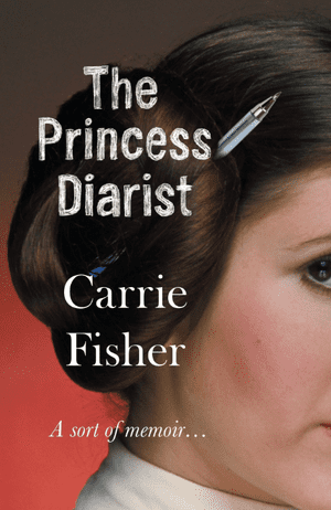 Image result for princess diarist carrie fisher