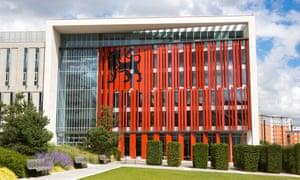 The Curzon Building at Birmingham City University
