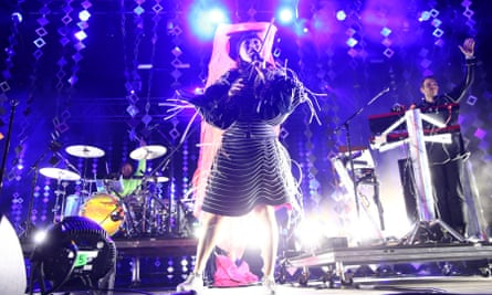 'I didn't know I was quirky – I'm just being me!' … Yukimi Nagano and Little Dragon at Coachella.