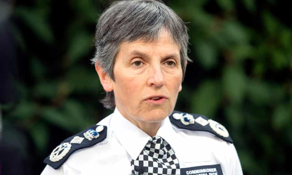 Cressida Dick, the Met police commissioner