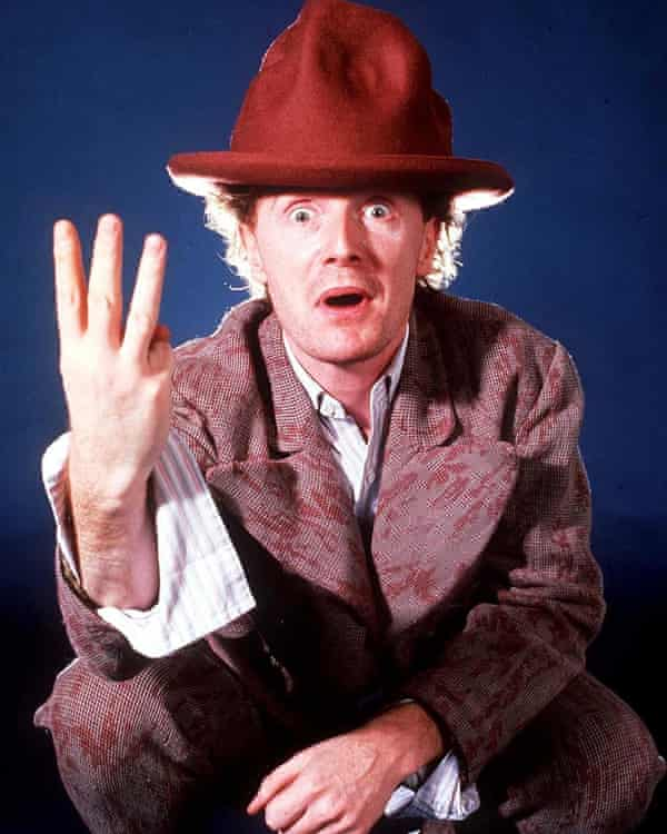 Malcolm McLaren in 1983: 'Even those closest to him never knew where they stood'.