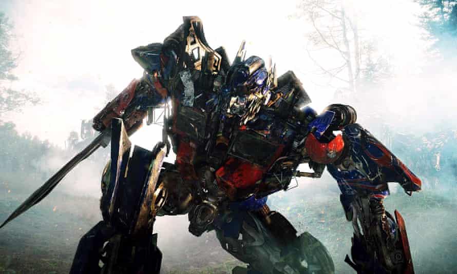 Transformers: Revenge of the Fallen.