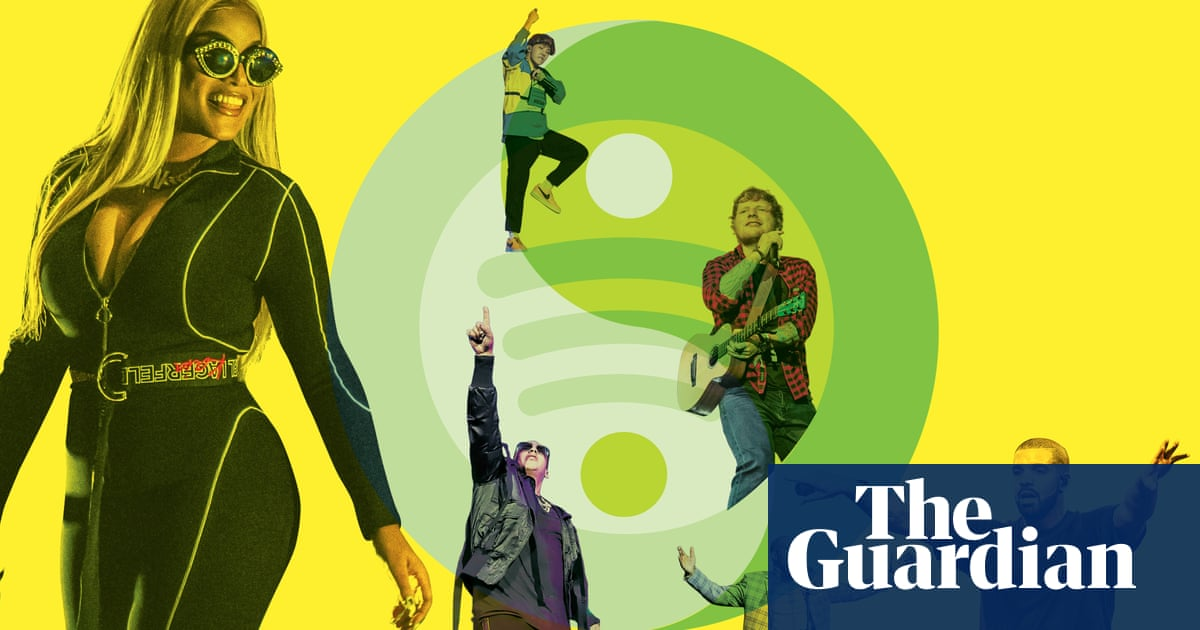 Has 10 years of Spotify ruined music? | Music | The Guardian