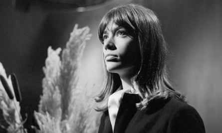 Hardy on the set of Discorama, a TV music show, in 1964.