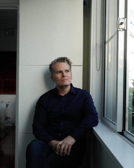 James Bradley at home
