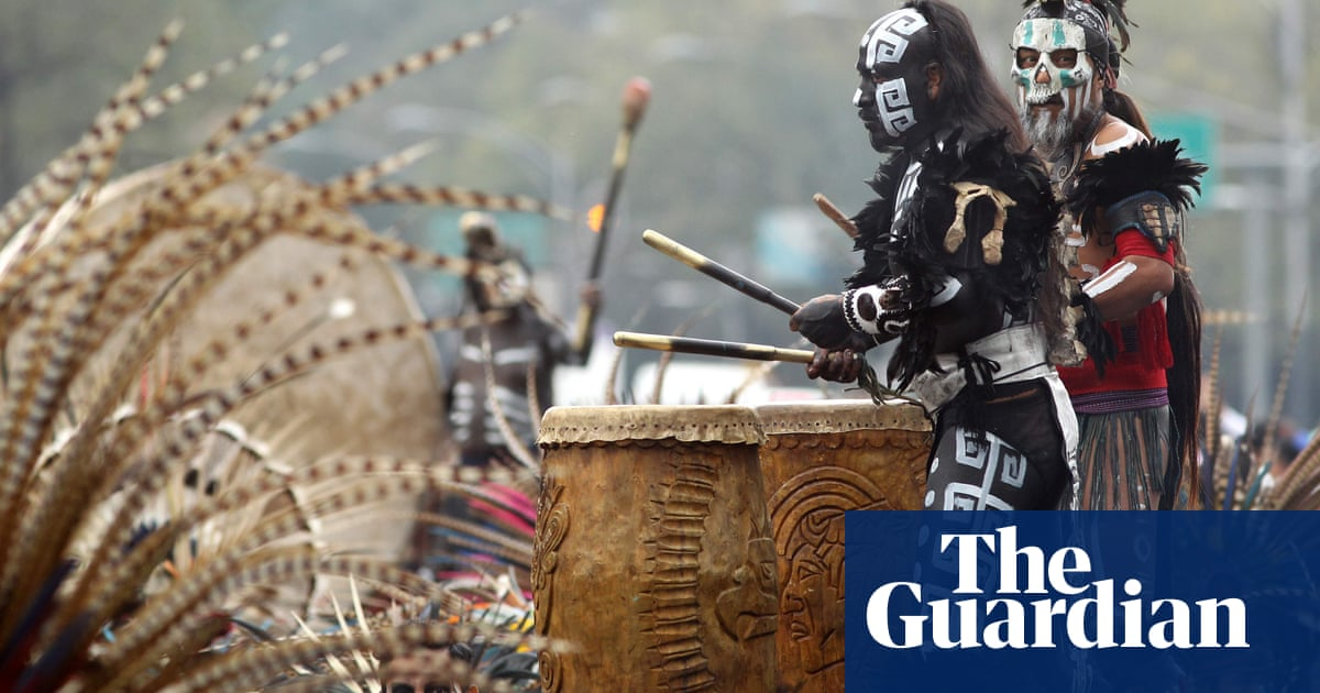 Mexico City's Day of the Dead parade – in pictures