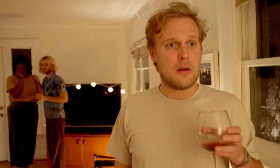 Search Party star John Early in short film Rachel.