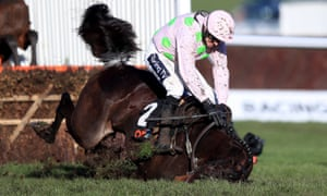 Benie Des Dieux and Ruby Walsh