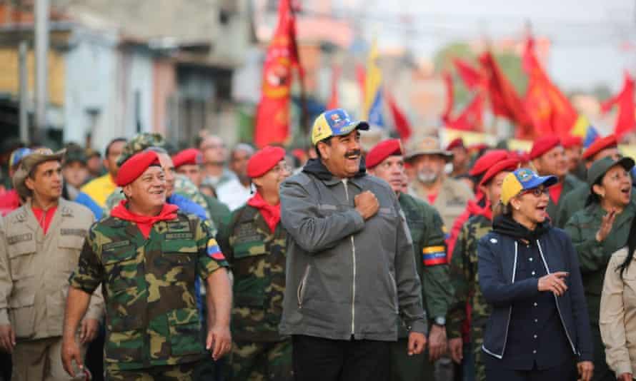 Maduro on Monday.