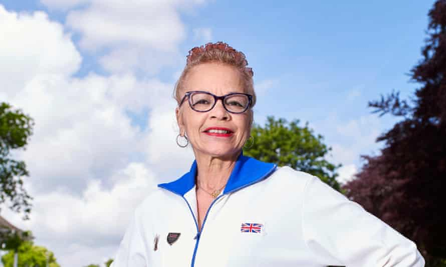 Anita Neil: 'I'm amazed aty what I did.'