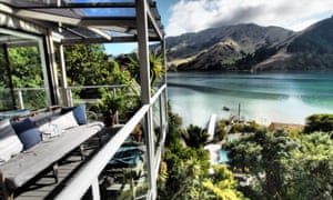 Cable Bay Lodge, Nelson, South Island, New Zealand