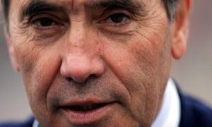 Eddy Merckx in 2007