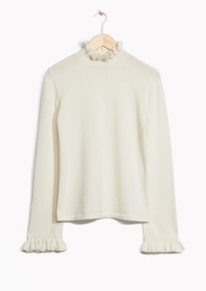 Frilled, £55, stories.com
