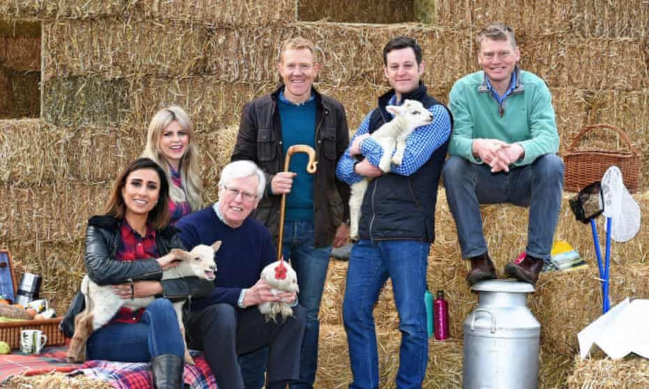Countryfile's presenters open a window on a Britain unfamiliar to most viewers, yet the programme is incredibly popular.