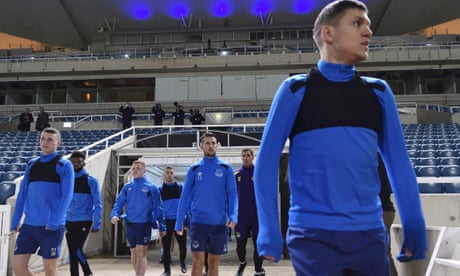Apollon Limassol v Everton: Europa League – live!
