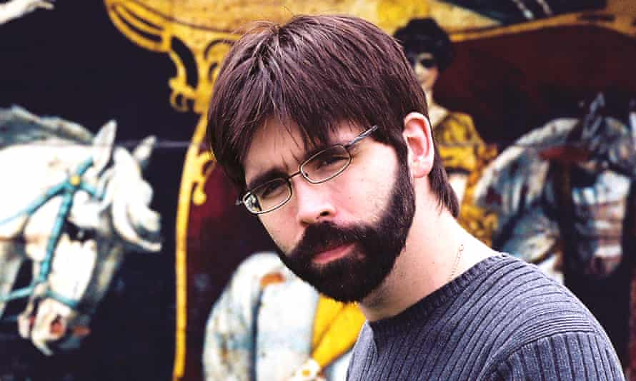 His work stands alone … Joe Hill