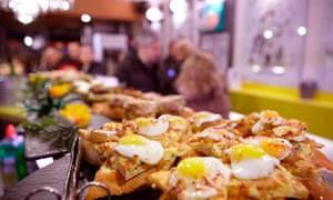 El Huevo Frito, Bilbao.
