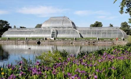 The Royal Botanical Gardens At Kew, UK.