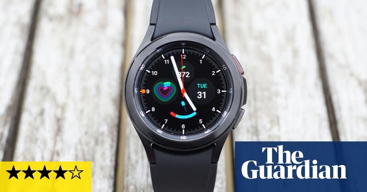 Samsung Galaxy Watch 4 review: the new Google smartwatch