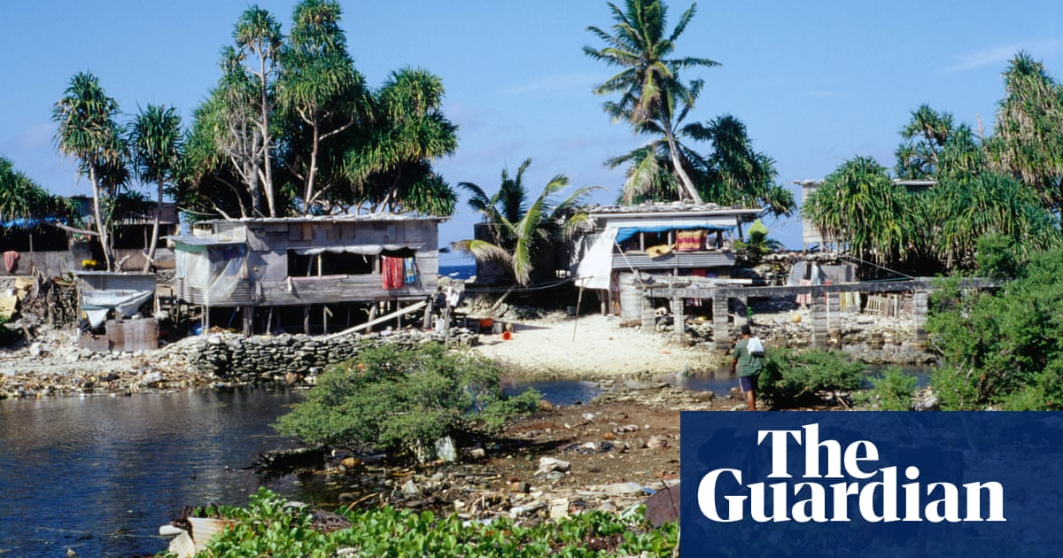 Australia's authority in Pacific 'being eroded by refusal to address climate change'