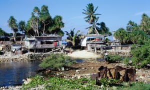 Tuvalu, like other Pacific Island nations, faces massive economic, physical and social disruption and a threat to its very existence, from climate change.