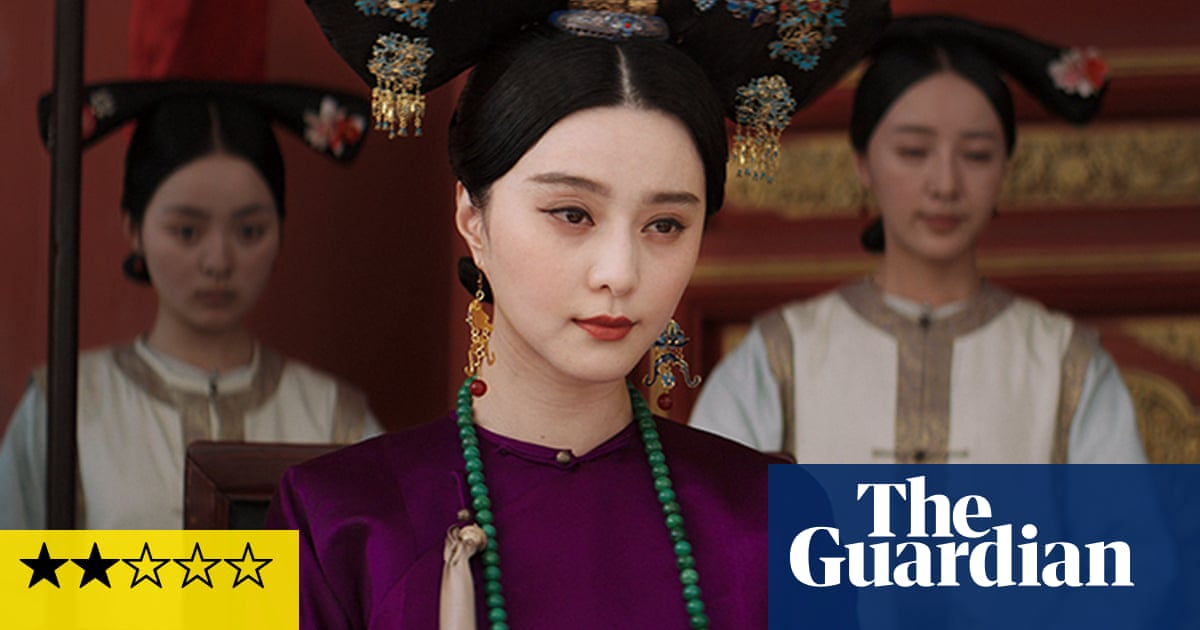 The Lady in the Portrait review – painterly pageantry in a Chinese royal court