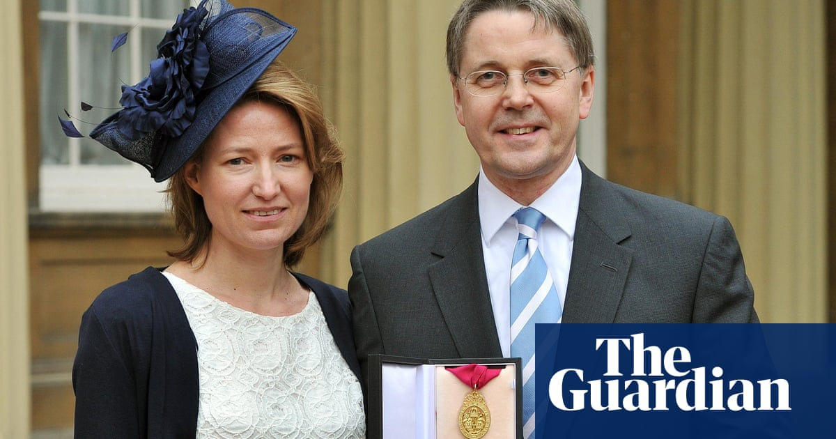 Jeremy Heywood's widow calls Greensill inquiry a 'travesty'