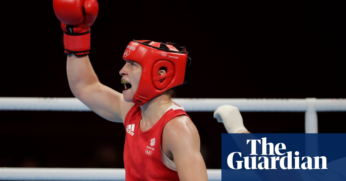Lauren Price strikes boxing gold to win Britain's final medal of Tokyo Games