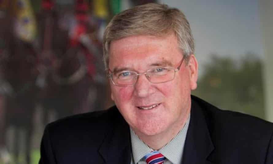Pat McDonagh, managing director of Irish fast-food chain Supermac's