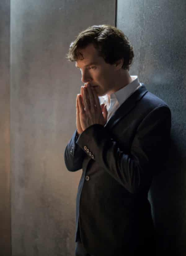 If we can have a promise that there'll be no more annoying Saw rip-offs, or scenes where Sherlock slow-motion karate-chops a coffin to pieces in anguish, I might find myself coming around to Sherlock again.