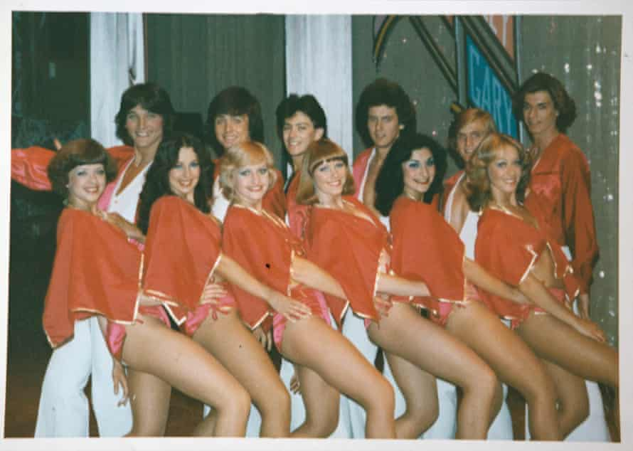 Second Generation on stage in the 1970s