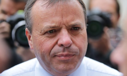 Brexit campaign donor and businessman Arron Banks