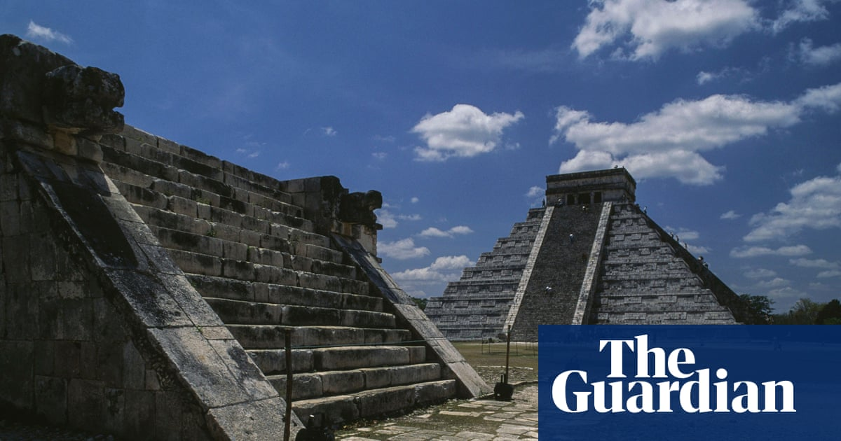 Funding cuts threaten ancient sites, warn Mexican archaeologists
