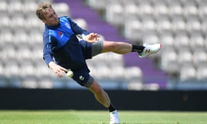 Jason Roy looked in good shape during a nets session after struggling with back spasms in recent weeks.