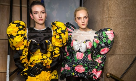 London fashion week autumn/winter 2020: the key shows – in pictures