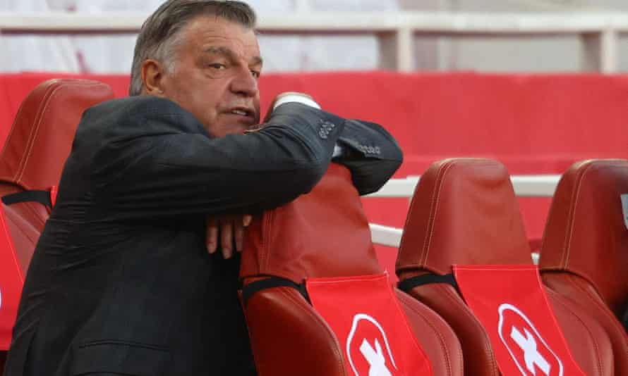 Sam Allardyce has been relegated from the Premier League for the first time.