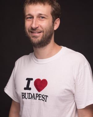 'It's very difficult to do a set without referring to being Romanian' … Radu Isac.