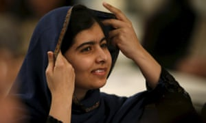 Nobel peace laureate Malala Yousafzai said Trump's comments were 'full of this ideology of being discriminative towards others'.