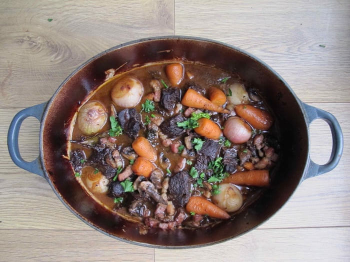 How To Cook The Perfect Boeuf Bourguignon Food The Guardian