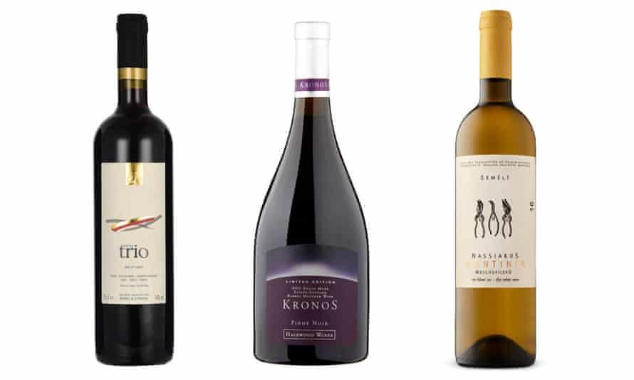 Wine composite No 1