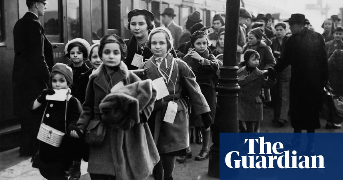 the kindertransport children 80 years on we thought we