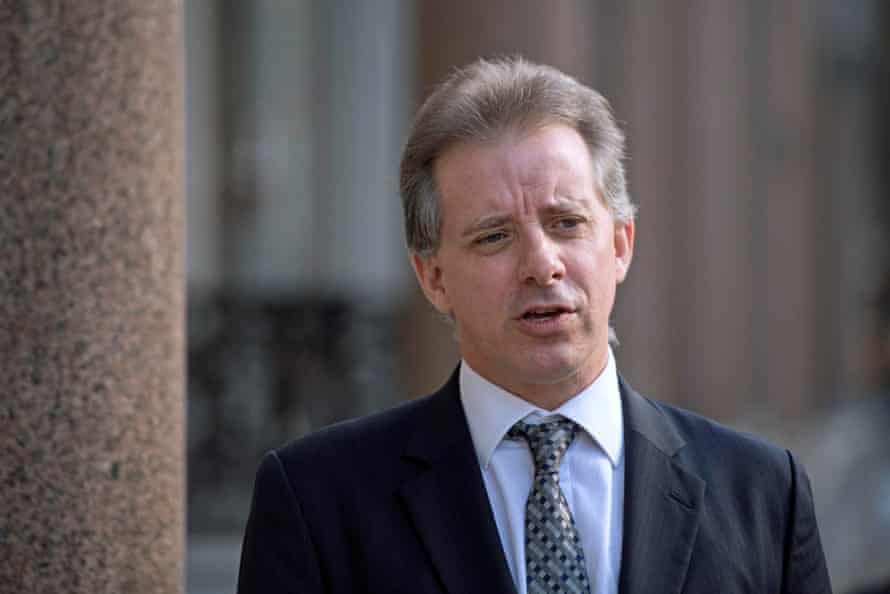 Christopher Steele, the former MI6 agent, said the failure to properly punish bad actors meant prospects for manipulation of the election this year were worse.