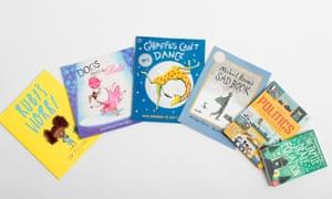 Childrens books chosen by teachers
