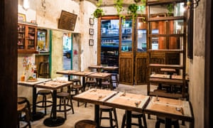 'This is no regular noodle joint' … Samsen, chef Adam Cliff's Thai restaurant in Hong Kong.