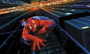 In 2nd place in our top twelve is Spider-Man, a thrilling action adventure which allows players to scale walls and swing between skyscrapers.
