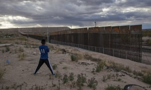 Congress will not allocate any funds for a new border wall in the current financial year.