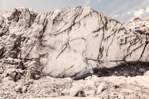Gangotri Glacier, 2011